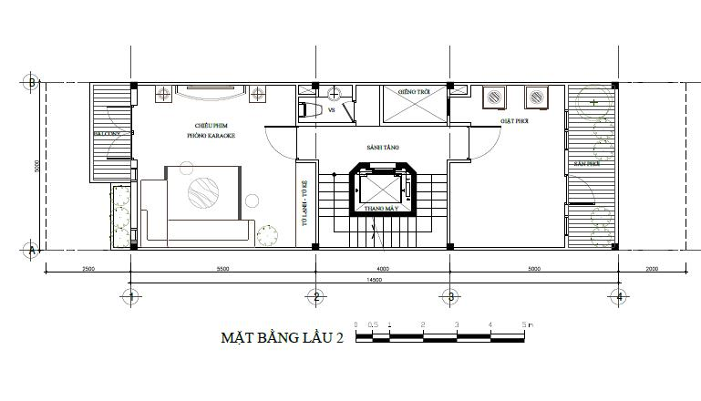 bai-tap-ve-chi-tiet-may-autocad-2d 3